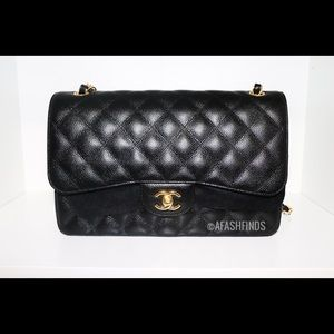 Chanel Classic Jumbo Flap Bag